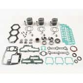 Powerhead Rebuild Complete Kit - Force 75hp 96-98 (Top Guided)