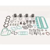 Powerhead Rebuild Complete Kit - Force 120hp 90-94 (Bottom Guided)