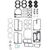 Gasket Kit with Seals - Johnson Evinrude V4 Crossflow