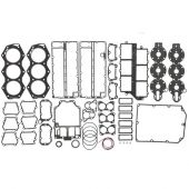 Powerhead Gasket Kit - Johnson, Evinrude V6 Crossflow
