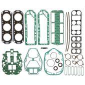 Powerhead Gasket Kit - Mercury 2.0L w/Vert Reeds, 1pc heads