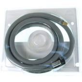 Fuel Line Assembly 8ft 1/4in - Force, Mercury