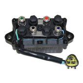 Solenoid, Trim and Tilt - Yamaha 25-250hp