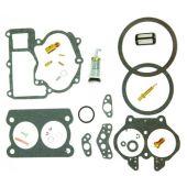 Carburetor Kit Mercarb 2 bbl - Mercruiser 4cyl - V8