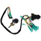 Ignition Switch, Control Mounted - Yamaha 2-stroke, 4-stroke