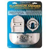 Anode Kit, Aluminum Gen II