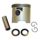 Piston Kit, Cast - Std - Mercury, Mariner 15-25hp w/ Chrome Bore