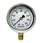 Ashcroft Gauge for Single and Dual Test Gauge Units