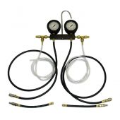 Dual Gauge Kit, Fuel / Air Pressure