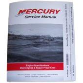 Mercury Service Manual 2.5L 92-01