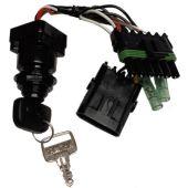 Key Switch Assembly - Yamaha Jet Boat