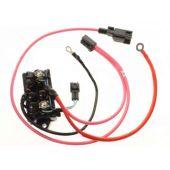Solenoid, Trim and Tilt - Yamaha 200-300hp - 60V-81950-00-00, 60V819500000