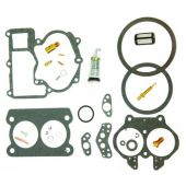 Carburetor Kit Mercarb 2 bbl - Mercruiser 4cyl - V8