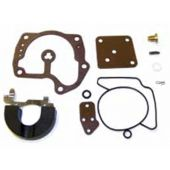 Carburetor Kit with Float - Johnson, Evinrude 125-250hp
