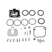 Carburetor Kit with Float - Yamaha F50 / T50 2001-04