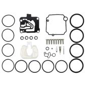 Carburetor Kit with Float - Yamaha F60 / T60 2002-04