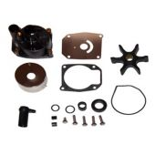Water Pump Kit with Housing - Johnson, Evinrude 55-75hp