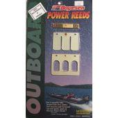 Boyesen Reed Kit - Suzuki DT25-DT30, DT55-DT65