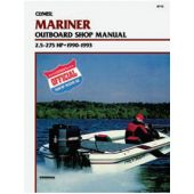 Mariner Service Manual 2.5-275 HP