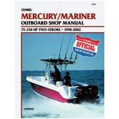 Mercury Service Manual 75-250 HP