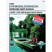 Evinrude / Johnson Service Manual 2-40 HP