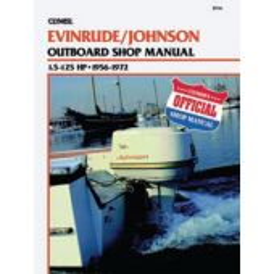 Evinrude / Johnson Service Manual 1.5-125 HP