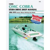 OMC Sterndrive Service Manual-Cobra & King Cobra