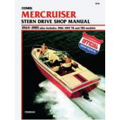 Mercruiser Sterndrive Service Manual