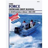 Force Service Manual 4-150 HP