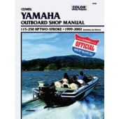 Yamaha Service Manual 115-250 HP 1999-02 Two Stroke